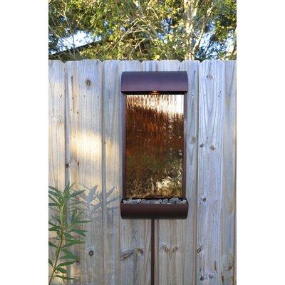 Wildon Home® Metal Fountain with Light