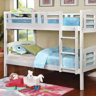 Reviews Northfleet Twin over Twin Bunk Bed by Harriet Bee Reviews (2019) & Buyer's Guide