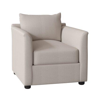 Admirable Peyton Armchair Wayfair Custom Upholstery Body Fabric Creativecarmelina Interior Chair Design Creativecarmelinacom