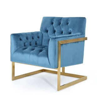 Affordable Price Hayden Modern Armchair by Mercer41