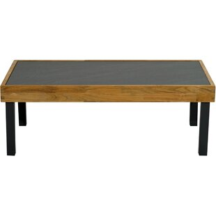 Faldo Teak Coffee Table By Sol 72 Outdoor