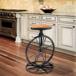 Townsend Adjustable Height Swivel Bar Stool