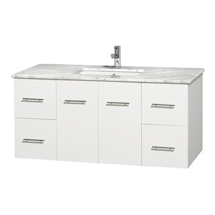 Centra 48 Single Bathroom Vanity Set ByWyndham Collection