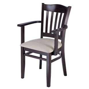 Fatuberlio Solid Wood Dining Chair by Cha..