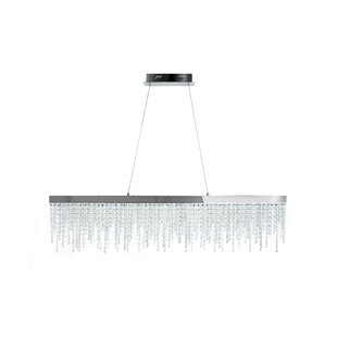 Christen LED Crystal Chandelier