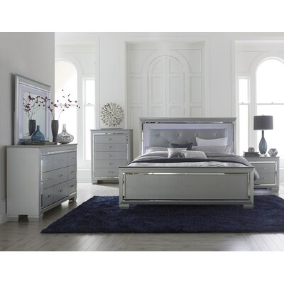 Homelegance Queen 6 Piece Bedroom Set