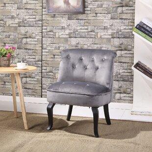 Best Jiya Slipper Chair by Darby Home Co