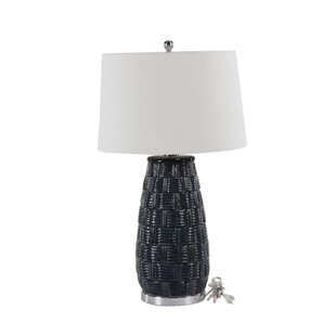 Hellwig Modern Cylindrical 30 Table Lamp
