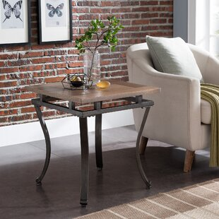 Casner End Table by Ivy Bronx