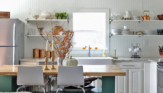 House Tour: A Refreshingly Unexpected, Eclectic Home | Wayfair