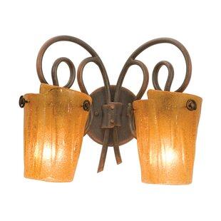 Kalco Tribecca 2-Light Vanity Light