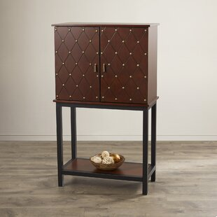 Ackworth Bar Cabinet by World Menagerie