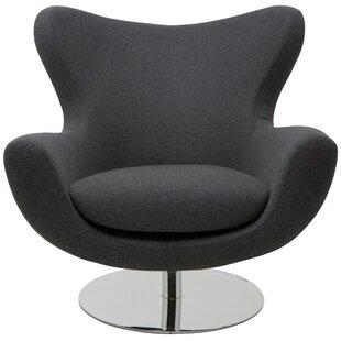 Nuevo Conner Swivel Lounge Chair