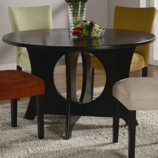Dutchess Contemporary Style Solid Wood Dining Table