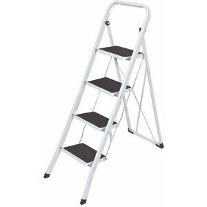 1.27m Steel Step Ladder