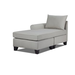 Darby Home Co Adelina Chaise Lounge