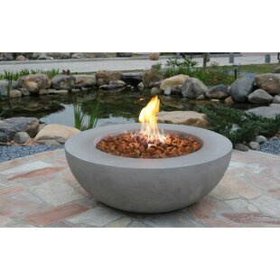 Homestyle Collection Lunar Bowl Concrete ..