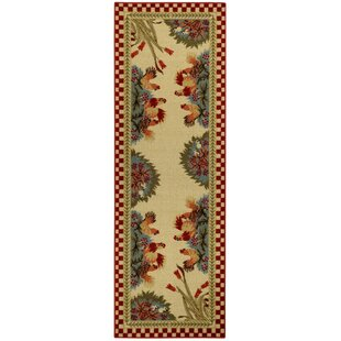 Rooster Rugs For Kitchen | Wayfair