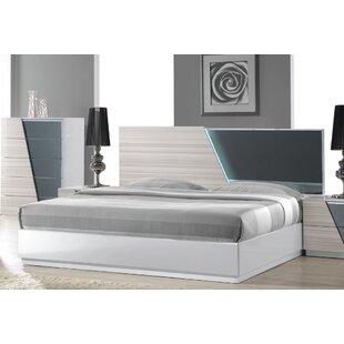 Nikhat Platform Bed