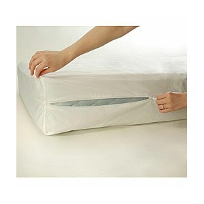 Bed Bug Blocker Zippered Hypoallergenic Waterproof Mattress Protector by Alwyn Home
