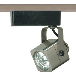 Nuvo Lighting 1-Light MR16 Square Track Head