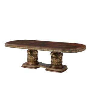 Villa Valencia Extendable Dining Table by Michael Amini