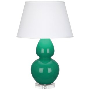 Double Gourd 30 Table Lamp