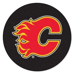 NHL Puck Doormat ByFANMATS