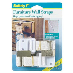 Dorel Juvenile Furniture Safety Straps By Safety 1st