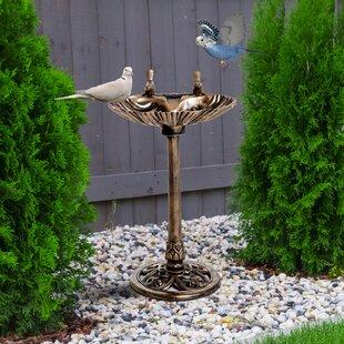Outsunny Birdbath