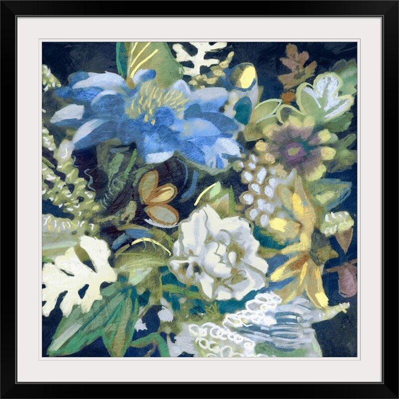 Great Big Canvas Bouquet Ii Edward Selkirk Painting Print Wayfair