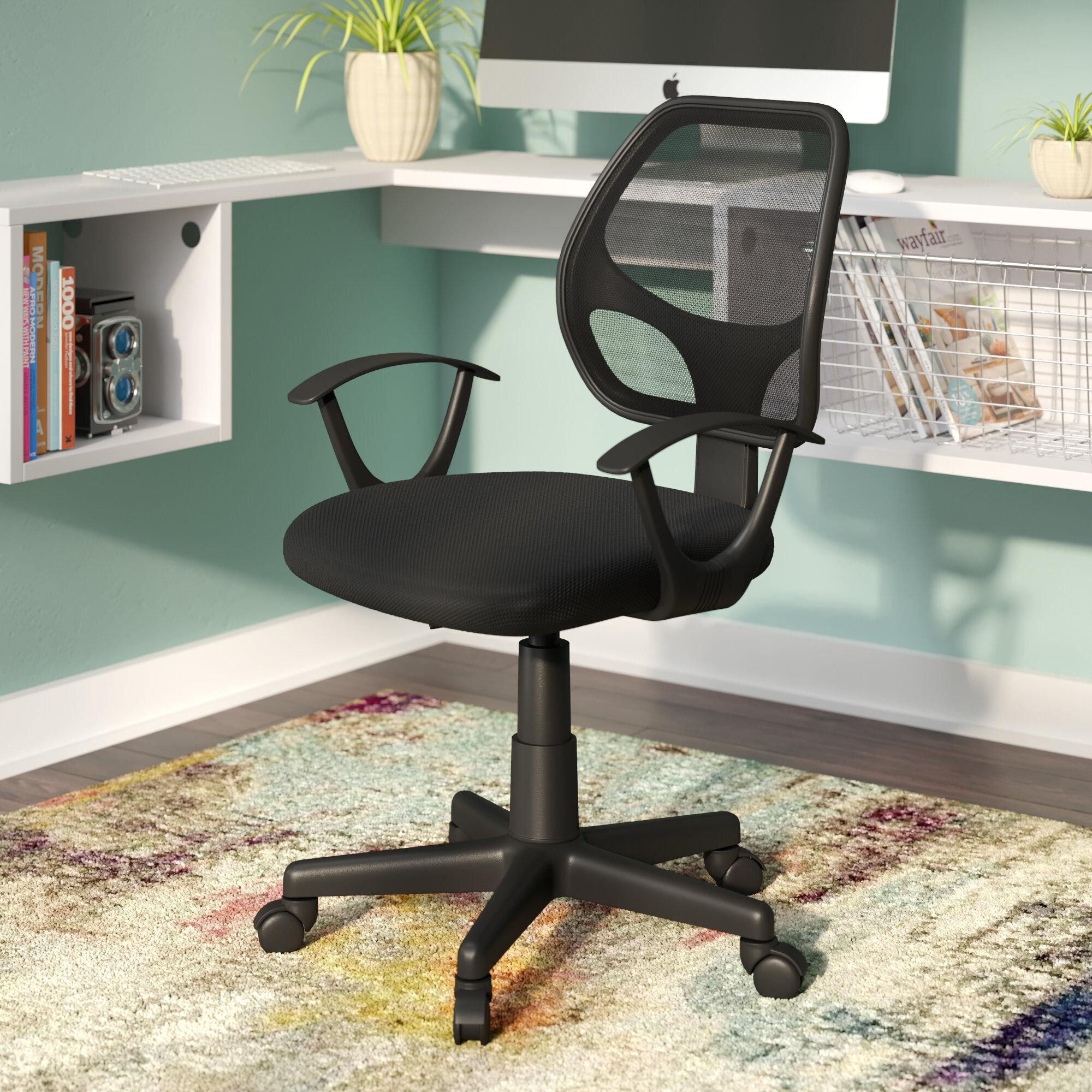 Picture of: Symple Stuff Bertie Mesh Task Chair Reviews Wayfair
