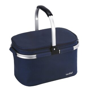 23 Qt. Foldable Insulated Large Cooler Bag