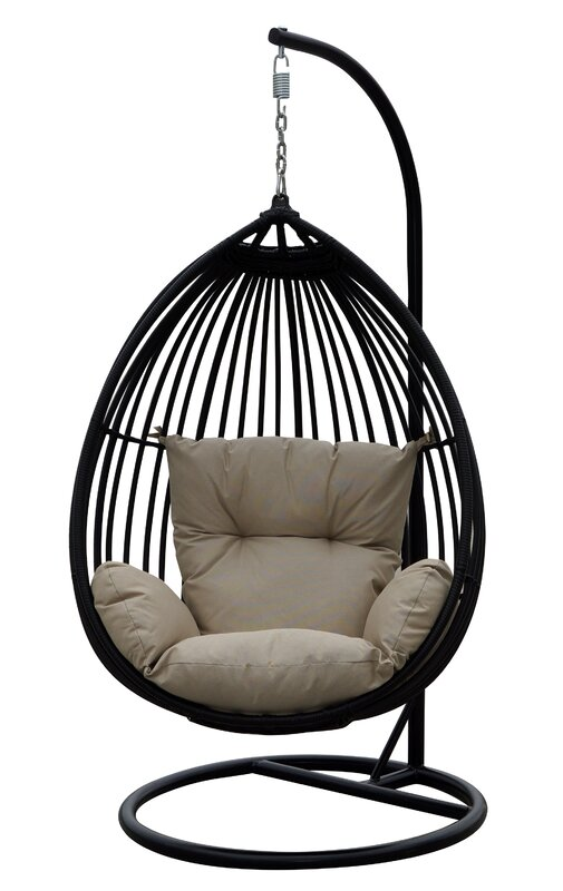 audra swing chair with stand - Swing Chairs