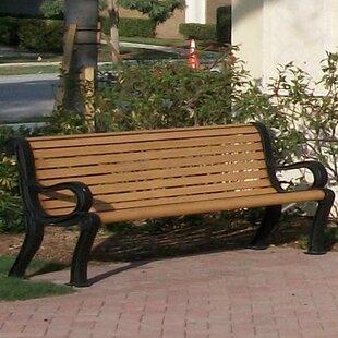 Wabash Valley Butler Park Bench