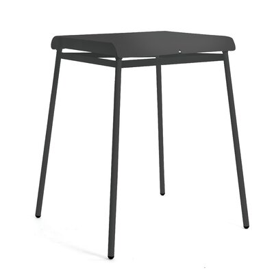 Corail Aluminum Bar Table by OASIQ Herry Up