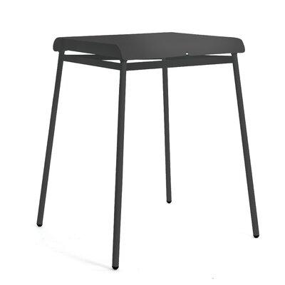 Corail Aluminum Bar Table by OASIQ Best Design