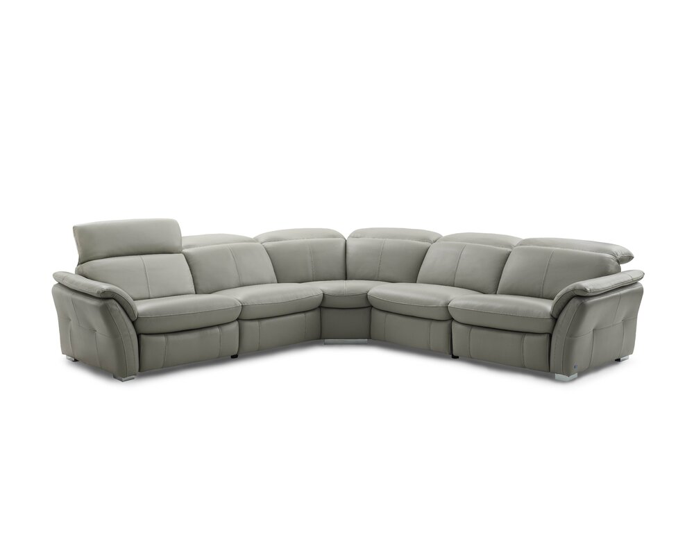Wayfair Sectionals Latitude Run Weston Reclining Sectional U0026  Reviews Wayfair