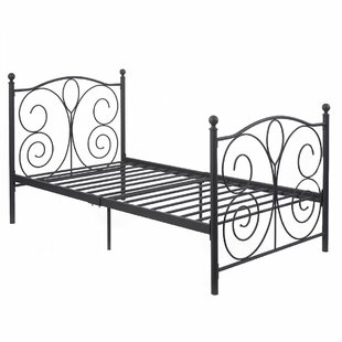 Chadron Twin Platform Bed by Fleur De Lis Living
