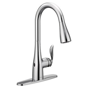 Motion Sensor Kitchen Faucet | Wayfair