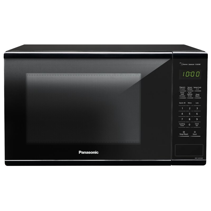 1 3 Cu Ft Countertop Microwave
