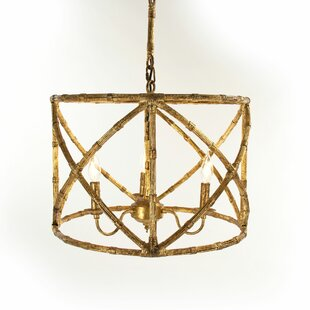 Bayou Breeze Addre Drum Chandelier