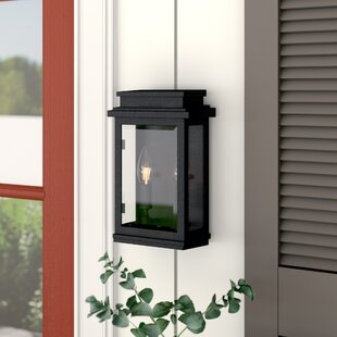 Persil 1-Light Outdoor Flush Mount By Laurel Foundry Modern Farmhouse Outdoor Lighting