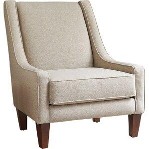 Arthur Armchair by AllModern Custom Upholstery