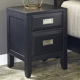 Bella Vista 2 Drawer Night Stand by Darby Home Co