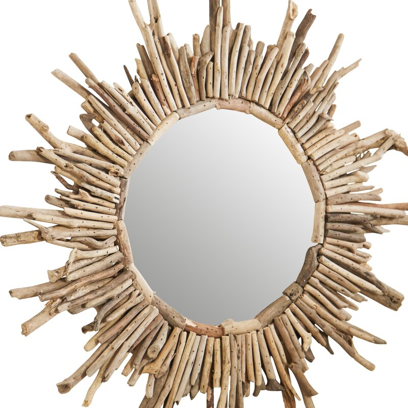 Sunburst Accent Mirror