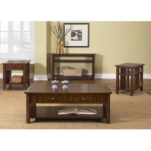 Menlo Park Coffee Table Set