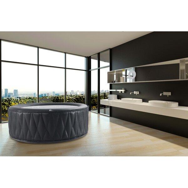 Golden Designs Premium Mont Blanc Bubble Inflatable Hot Tub Reviews Wayfair Ca