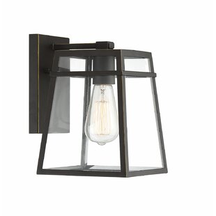 Phaedra Outdoor Wall Lantern by Breakwate..