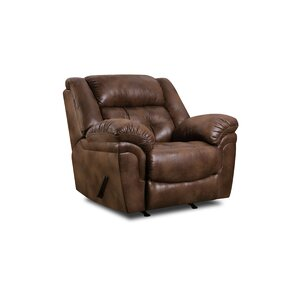 Ruffin Rocker Recliner by Simmons Upholstery